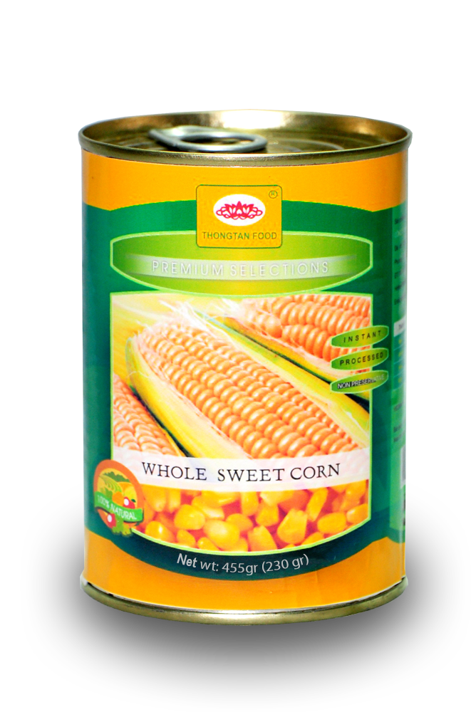 Sweet corn in can 15 Oz