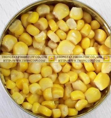 Ngô ngọt lon 100 OZ (3Kg)