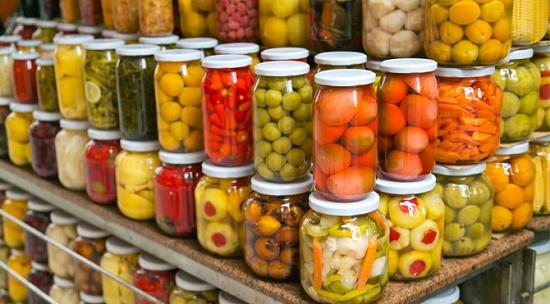 Quy trình sản xuất rau quả dầm Giấm
